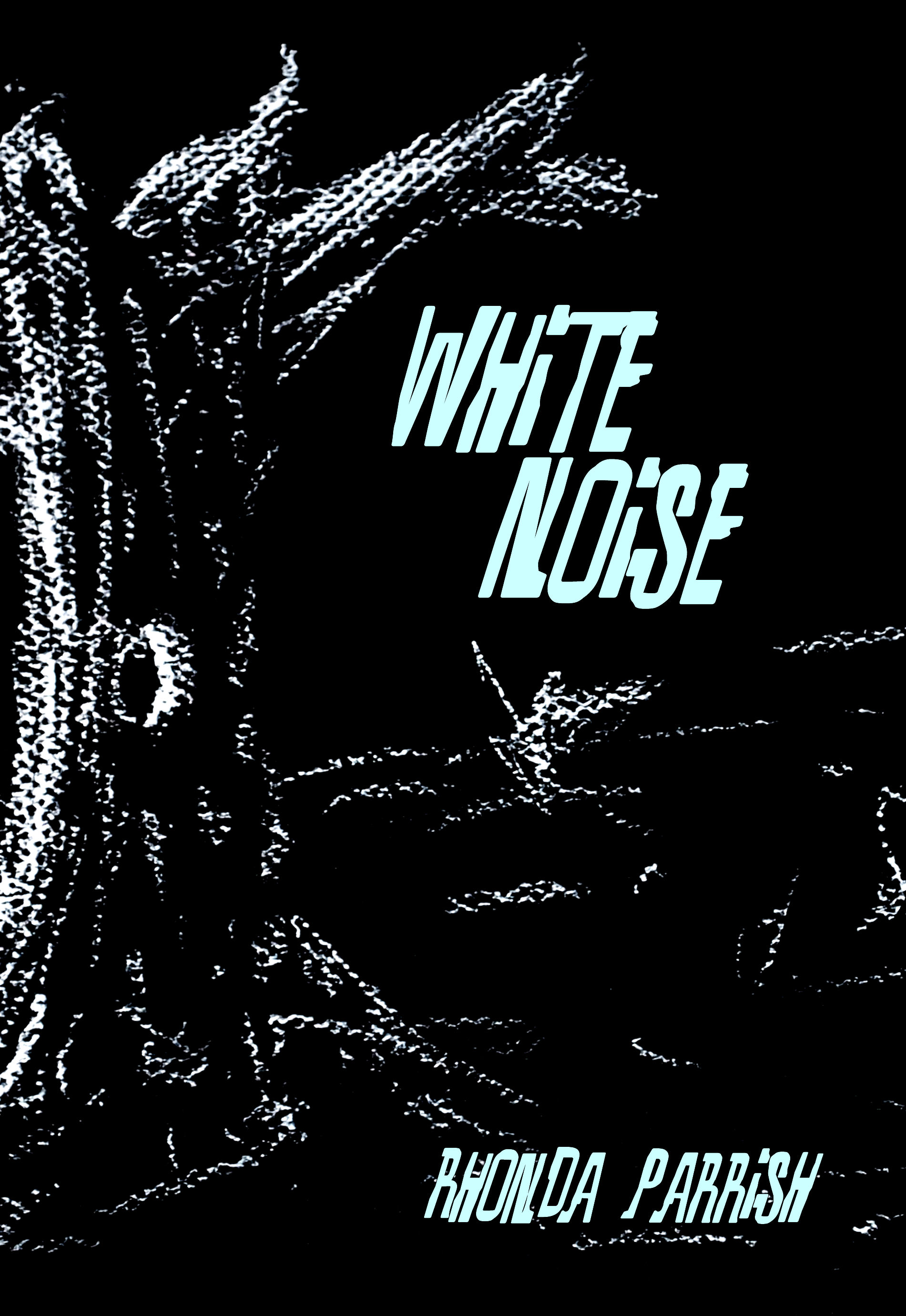 White Noise -- Art and cover design by Jonathan Parrish