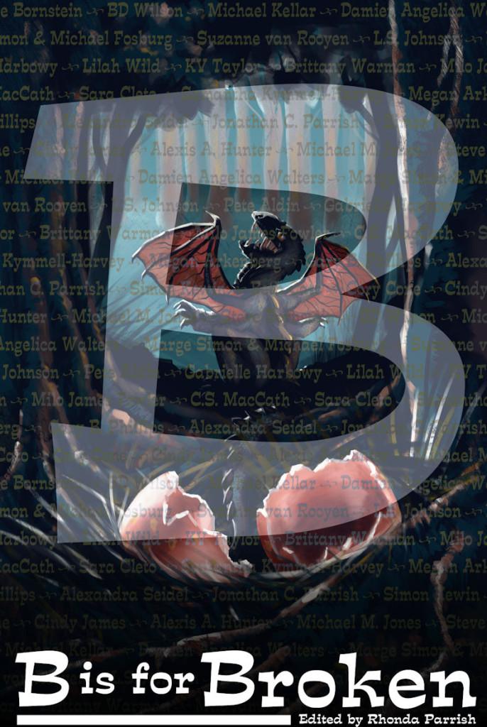 Cover design by Jonathan C. Parrish, original artwork by Tory Hoke