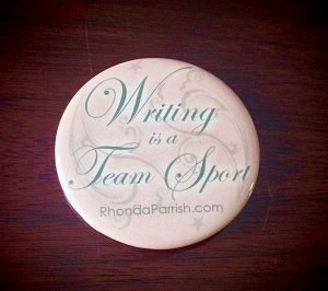 Writing Is A Team Sport
