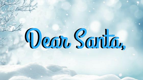 Giftmas 2017: Dear Santa