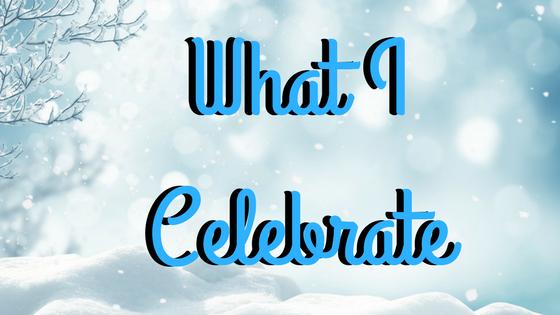 Giftmas 2017 – What I Celebrate
