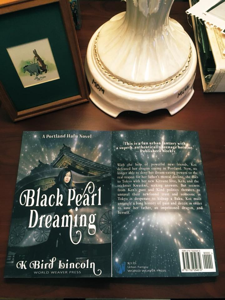 Black Pearl Dreaming is Out :)