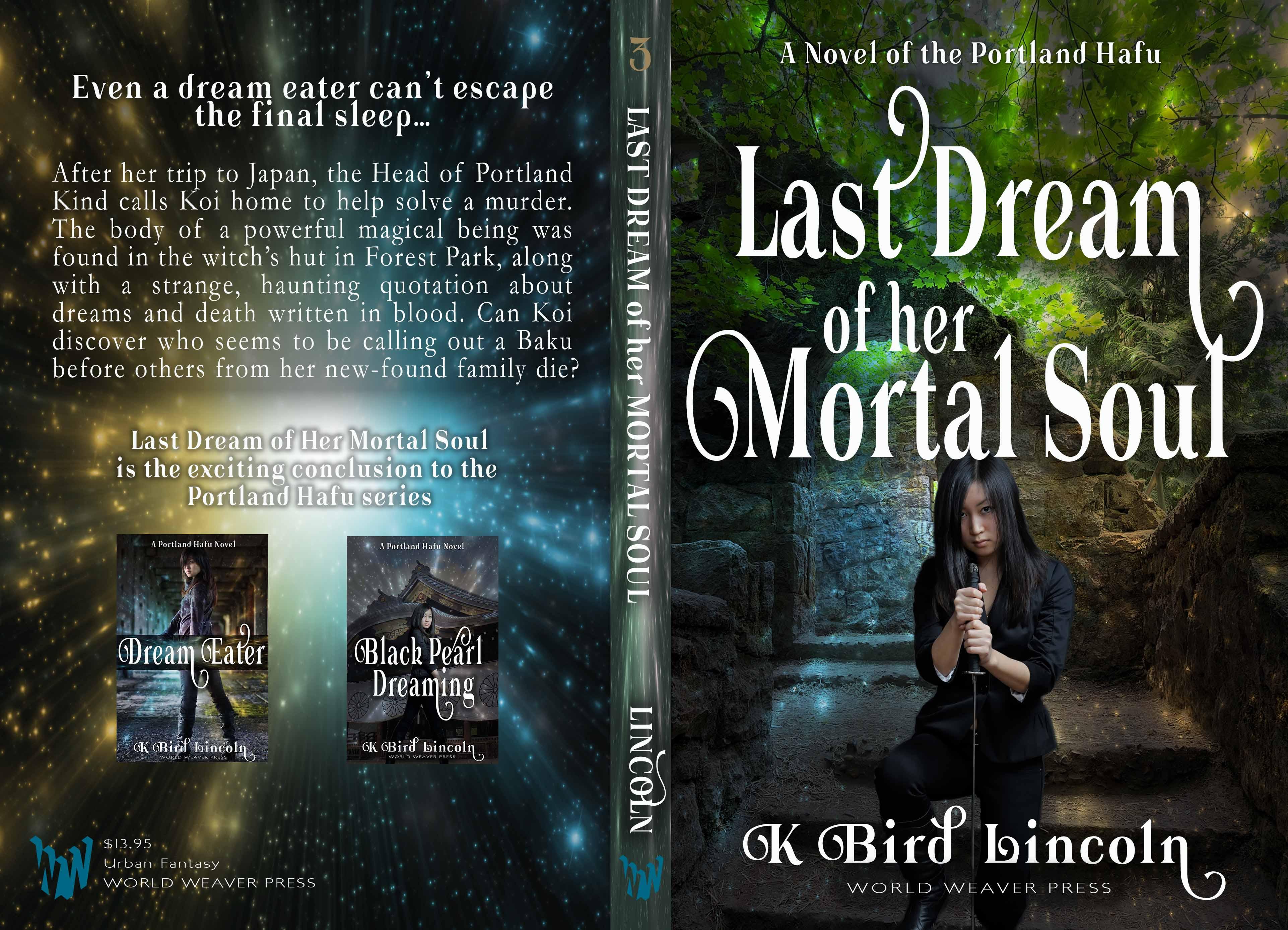 Last Dream of Her Mortal Soul