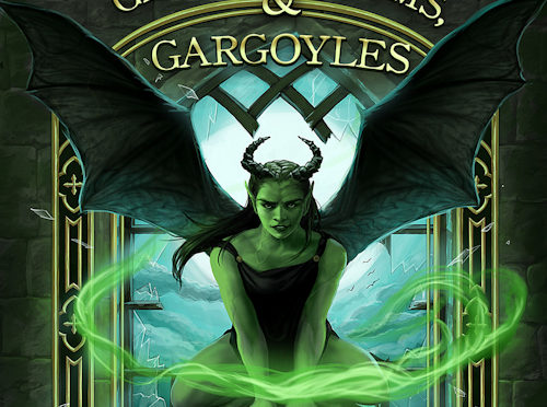 Earth: Giants, Golems and Gargoyles Release Day :)